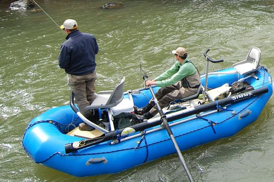 Drift Boat and Fishing Raft Rentals // Yakima River > Red ...