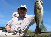 Bass Fishing window is NOW!  Clinic 6/11!