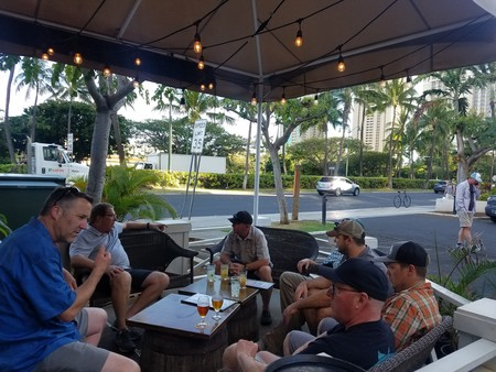 brewery in waikiki christmas island