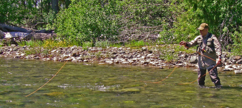 Certain Rivers CLOSED Due to Drought Conditions