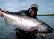 Fly Fishing for Chinook... the KINGS of the River!