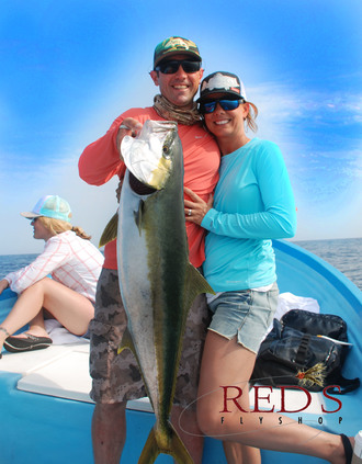 baja mexico sea of cortez couples fishing trips fly