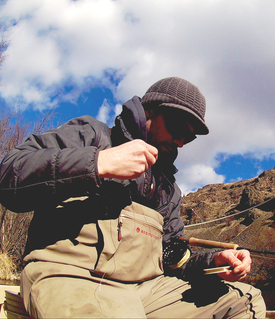 Joe Rotter Fly Fishing Guide