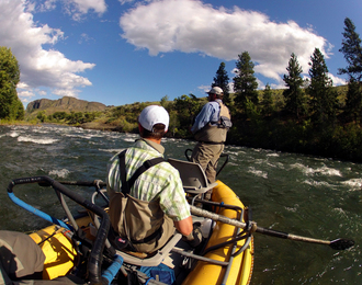 naches river float trips in raft