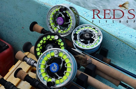 Booking your trip and packing list for fly fish in for Saltwater fly fishing reels
