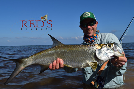 Booking your trip and packing list for fly fish in for Fishing rod in spanish