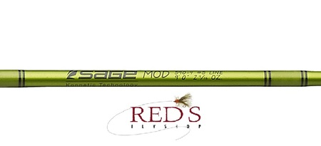 Sage MOD Fly Rod Reviews