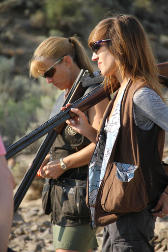 Learn to Shoot Sporting Clays