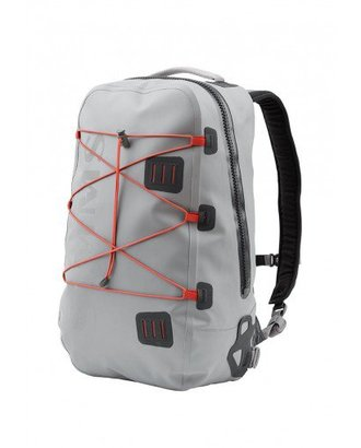Simms z pack waterproof backpack and hip pack review for Fly fishing backpack