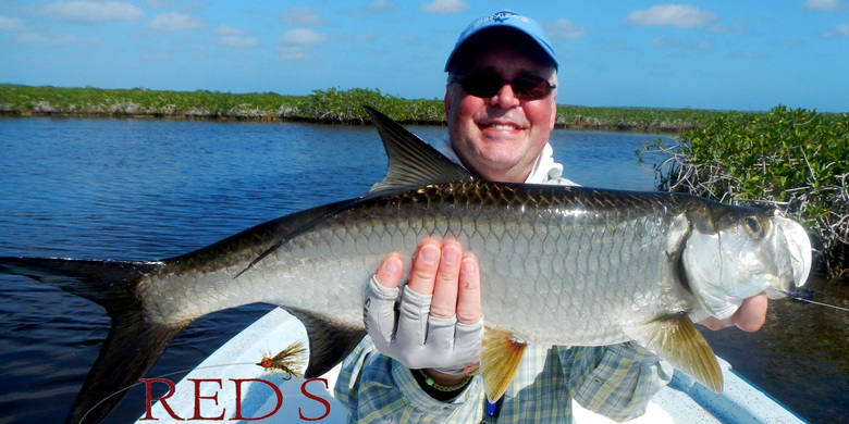 Tarpon Fishing in Ascension Bay