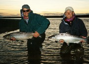 Trip of a lifetime - Sea Run Browns in Tierra Del Fuego!