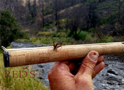 The Ultimate Backcountry Creek Fly Rod? -  TFO Cutthroat Tenkara Rod