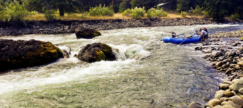 Whitewater and Cutthroats