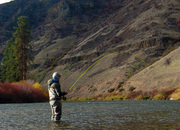 Yakima River Fishing Report - Thank You Veterans!